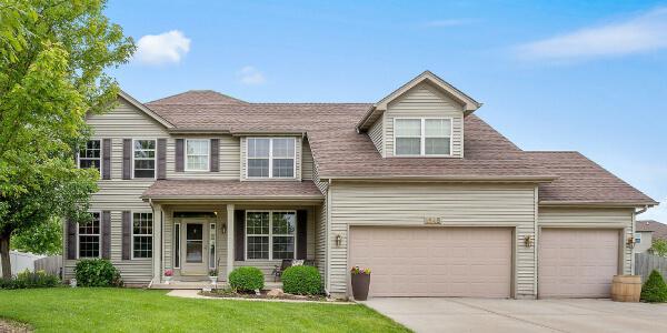 Prairie Meadows Home